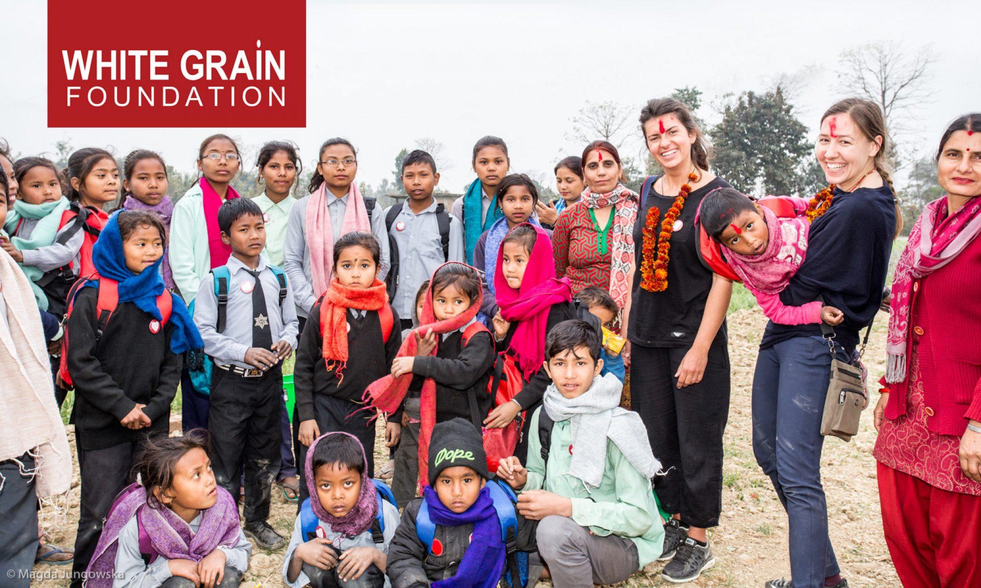 Fundacja White Grain